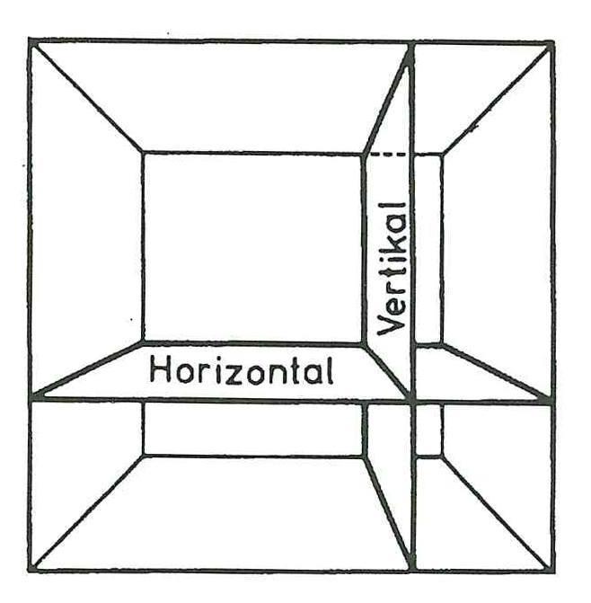 Visual Merchandising Bäckerei - Raumausleuchtung mit horizontal und vertikalem Licht - Springform Licht und Gesndheit