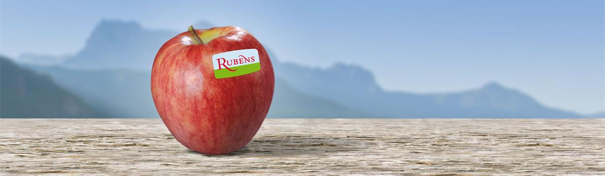 Südtiroler Apfel Rubens